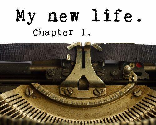 Happy new 2015 year words on  typewriter