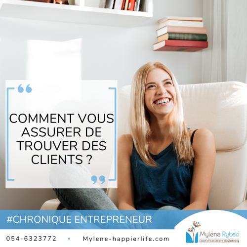 entrepreneur clients